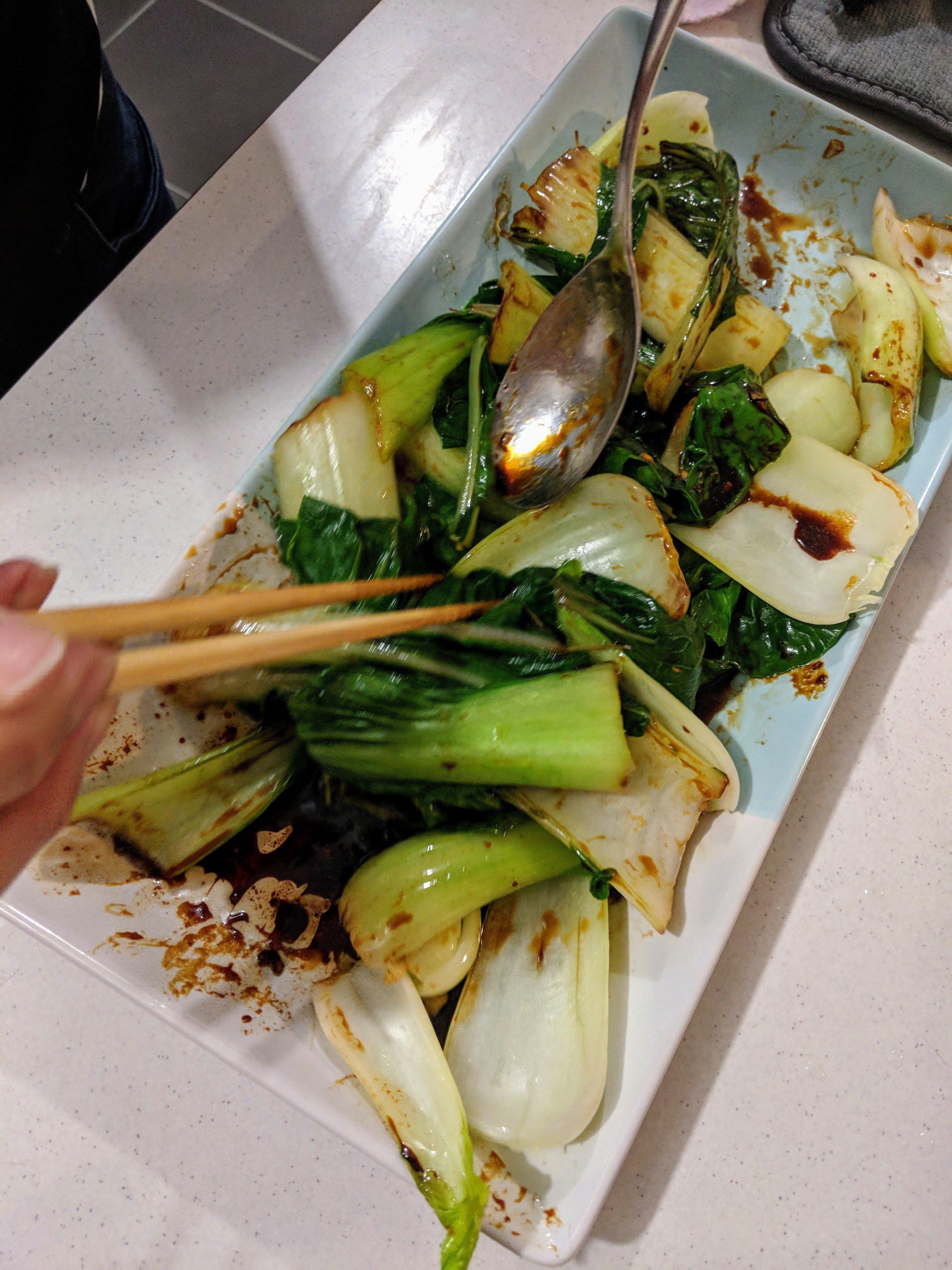Chinese style Veggies
