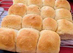 Soft Buttery Rolls
